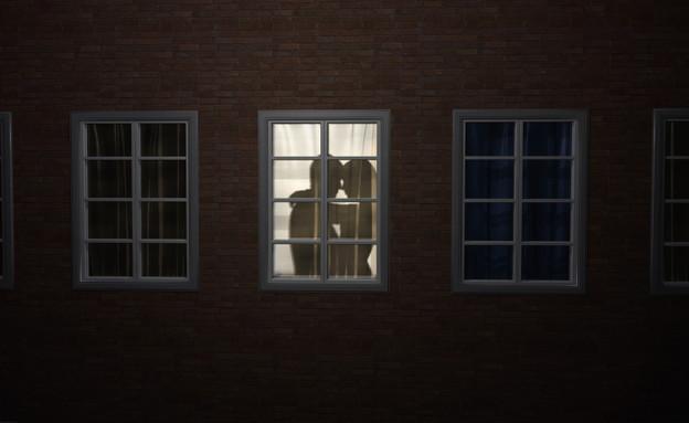 בגידה בחלון (צילום: shutterstock   andrey_l)