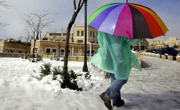האם השלג ייערם השנה? (צילום: צילום: אדי ישראל, חדשות)