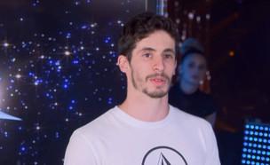 """ניסיון השידוך של אסי עזר (צילום: מתוך """"הכוכב הבא לאירוויזיון 2019"""", קשת 12)"""