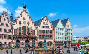 פרנקפורט (צילום:  travelview, shutterstock)