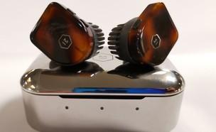 אוזניות MW07 (צילום: אהוד קינן, NEXTER)