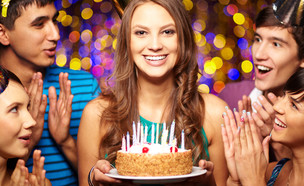 יום הולדת (צילום: By Pressmaster, shutterstock)