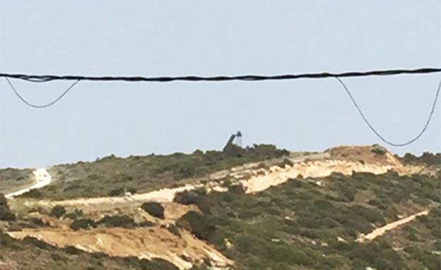 חשד לחצייה משטח ישראל ללבנון (צילום: חדשות)