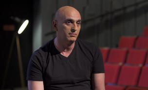 קטע מתוך ראיון של יובל שם טוב ליונתן ריגר (צילום: החדשות , שידורי קשת)