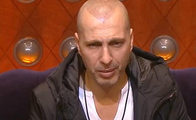 האח הגדול עדי לאון (צילום: צילום מסך)