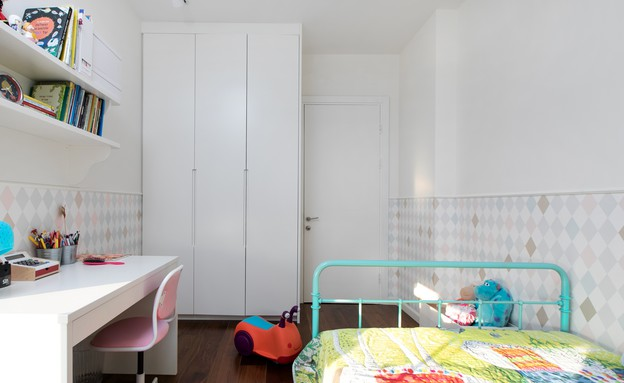 דירה, עיצוב גילי אונגר - 4 (צילום: שירן כרמל)