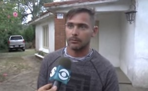 בחור ארגנטינאי מסכן (צילום: צילום מסך מתוך Youtube)
