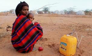 רעב בסומליה (צילום: רויטרס, חדשות)