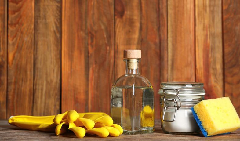 חומרי ניקוי טבעיים (צילום: New Africa/ Shutterstock.com)
