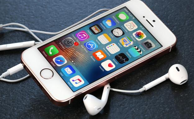 אייפון SE (צילום: Leszek Kobusinski, ShutterStock)