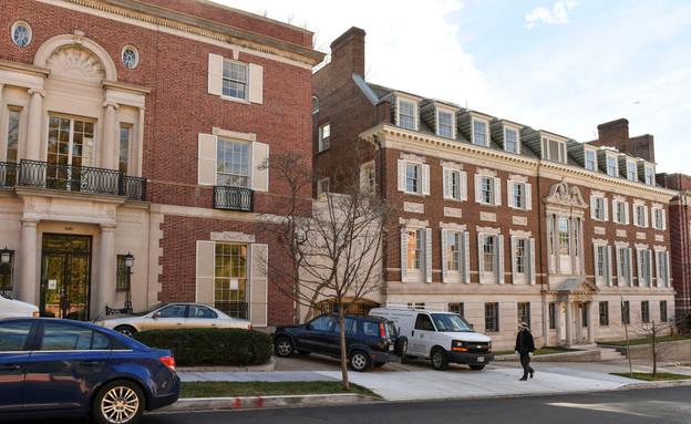הבית של ג'ף בזוס בוושינגטון די.סי (צילום:  The Washington Post / Contributor /Getty Images)
