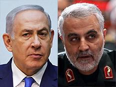 קאסם סולימאני: פעולות הציונים יהיו האחרונות