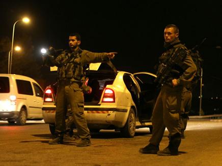 חשש לחטיפה בחברון (צילום: סוכנות תצפית, חדשות)