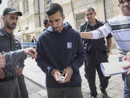 הוחמר העונש. ניב אסרף במעצר (ארכיון) (צילום: פלאש 90, חדשות)