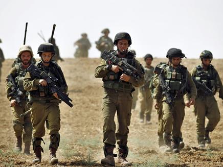 חיילים צוק איתן