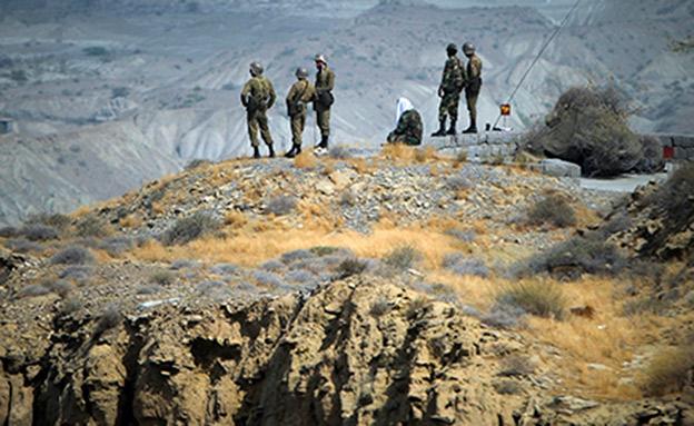 חיילי משמרות המהפכה (ארכיון) (צילום: רויטרס, חדשות)
