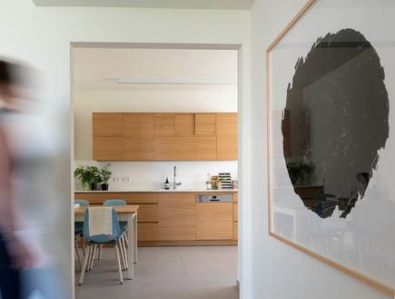 פריט מנצח, 11 חזיתות עץ במטבח, עיצוב דלית לילינטל