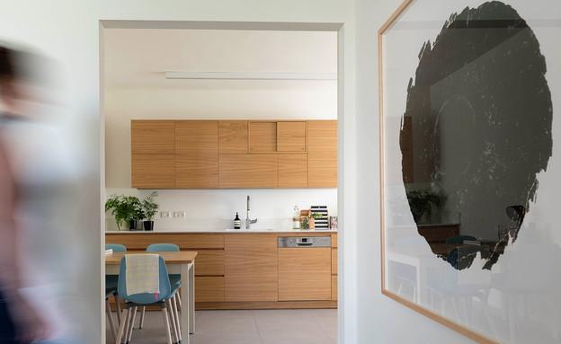 פריט מנצח, 11 חזיתות עץ במטבח, עיצוב דלית לילינטל (צילום: גלית דויטש)