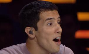 """הראל סקעת (צילום: מתוך """"הכוכב הבא לאירוויזיון 2018"""", שידורי קשת)"""