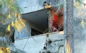 כך נראה הבניין מבחוץ (צילום: החדשות)