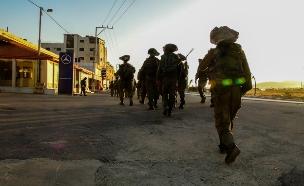 """3 חיילים נעצרו בחשד לסחר בסמים (צילום: דובר צה""""ל, חדשות)"""