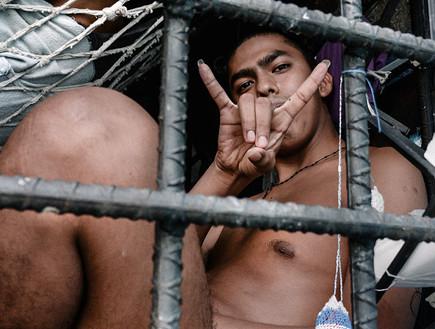חבר כנופייה (צילום:  Giles Clarke/Getty Images)