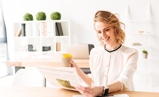 איך להיות פרודוקטיביים יותר בעבודה (צילום: By Dafna A.meron, shutterstock)