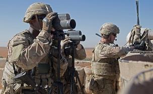 חיילים אמריקנים בסוריה (צילום: רויטרס, חדשות)