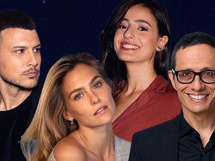 מנחי אירוויזיון 2019 (צילום: אוהד רומנו, אייל נבו, דניאל קמינסקי ועידו איזיק, חדשות)