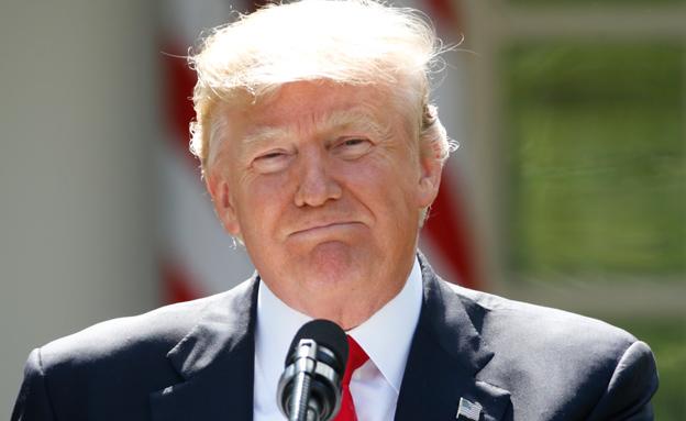 טראמפ. נאלץ להגיע לפשרה (צילום: רויטרס, חדשות)