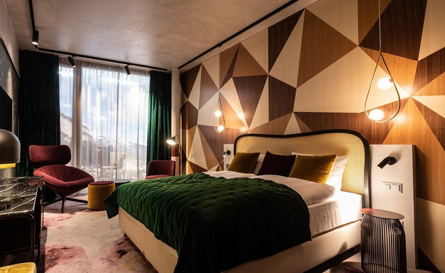 The Hide Hotel Flims (צילום: Design Hotels )