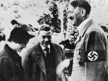התוכנית של היטלר לארה