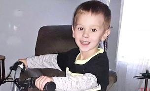 קייסי בן השלוש (צילום: TIME, חדשות)