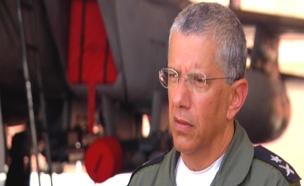 אמיר אשל, ארכיון (צילום: חדשות 2)