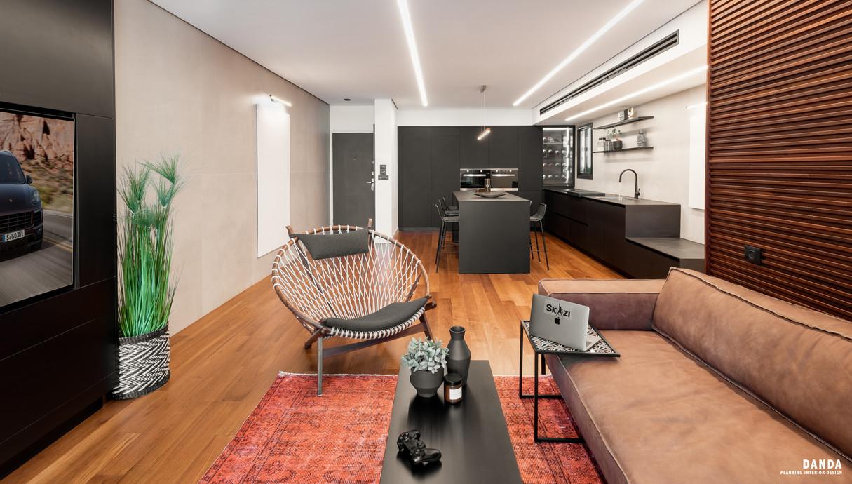 הדירה של סקאזי - 7