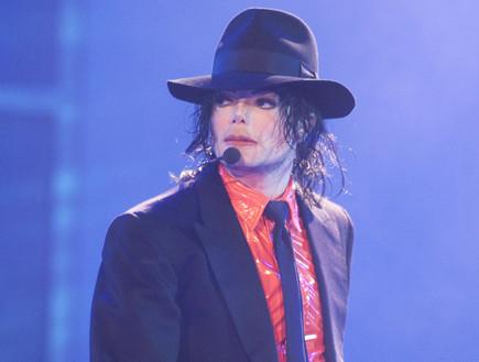מלך הפופ. מייקל ג'קסון (צילום: getty images)