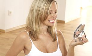 אישה בהיריון בודקת את השיניים (אילוסטרציה: kateafter | Shutterstock.com )