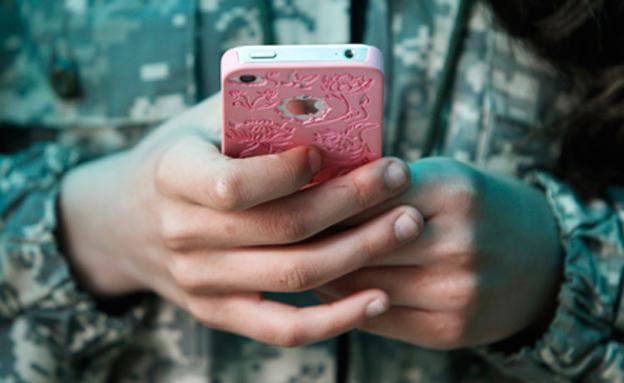 פרצת פרטיות באפליקציית פייס-טיים (צילום: רויטרס, חדשות)