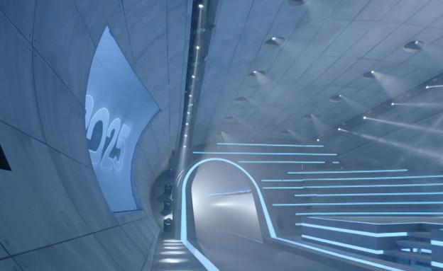 """נחשפה מנגינת הפתיחה של 2025 (צילום: מתוך """"חי בלילה"""", שידורי קשת)"""