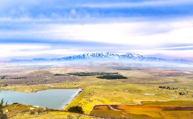צפון רמת הגולן