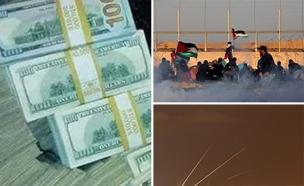 רצועת עזה ככלי בעולם הערבי (צילום: חדשות)