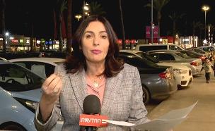 השרה מירי רגב בתגובה לנאום גנץ (צילום: החדשות)