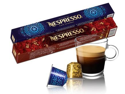 נספרסו משיקה  בהשראת בתי הקפה ההיסטוריים של איסטנבול  וונציה מחיר