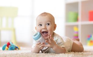 תינוק (צילום: shutterstock By Oksana Kuzmina)