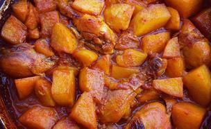 צלי עוף עם תפוחי אדמה (צילום: יונית סולטן צוקרמן, אוכל טוב)