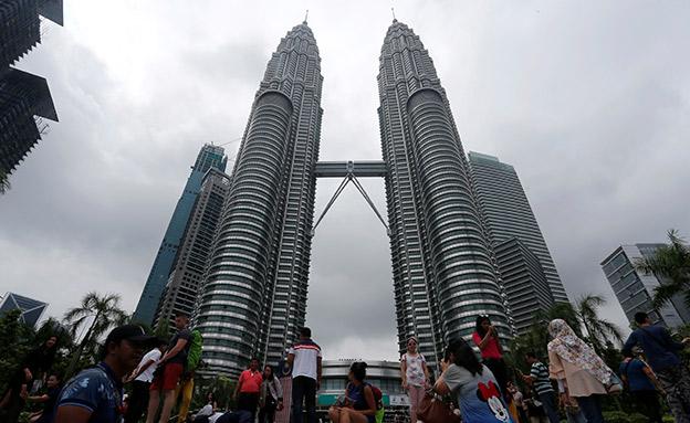 קואלה לומפור בירת מלזיה (צילום: רויטרס, חדשות)