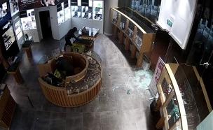 מכת פריצות בחנויות התכשיטים בקניונים (צילום: חדשות)
