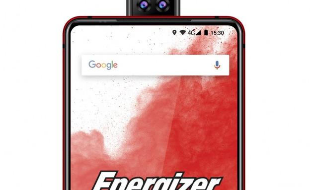 הסמארטפון של Energizer (צילום: באדיבות החברה)