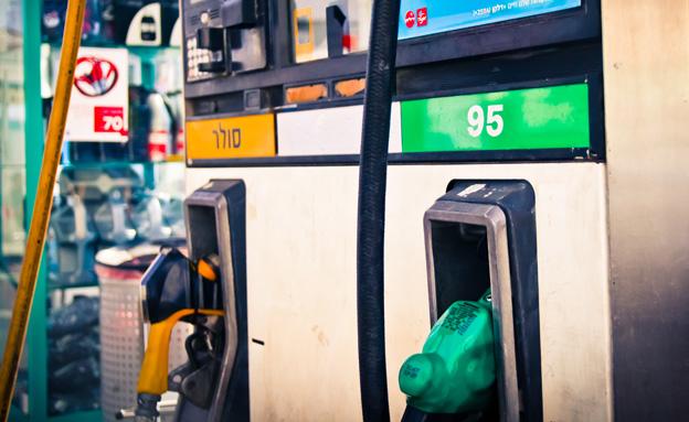 משאבת דלק (אילוסטרציה) (צילום: חדשות 2)