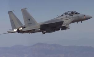 F-15 Advanced (צילום: Mantegani Photos@Boeing)